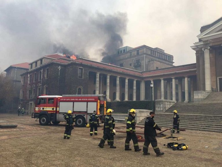 CoCT warned against firing over 500 firefighters