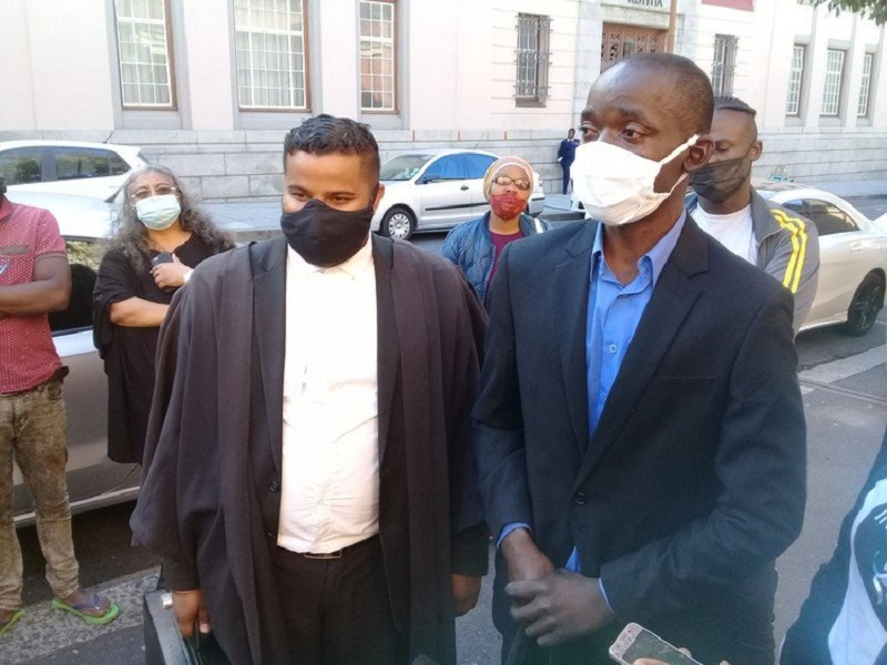 Man arrested for starting Cape Town fire no longer faces arson charges