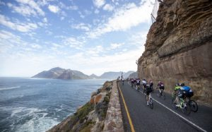 Cape Town Cycle Tour returns this weekend