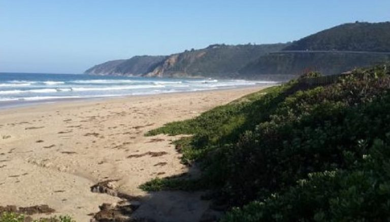 Man stabbed, robbed on the Wilderness beach