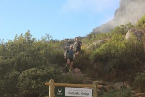 SA trail runners break world record on Table Mountain