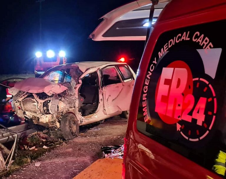 Pastor killed, 4 others injured in serious crash on the N1 outside Paarl