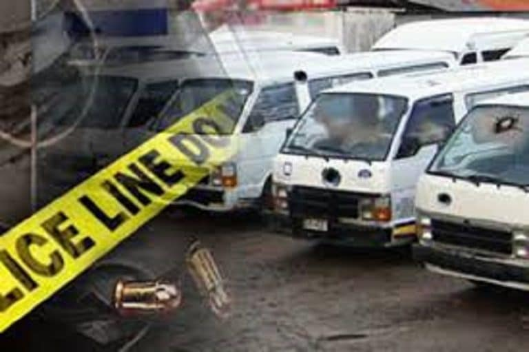 5 people shot dead by unknown gunmen at a Ceres taxi rank