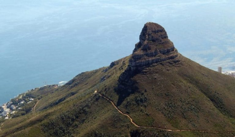 Witnesses say man who died on Lion's Head jumped off the edge like he was jumping into a pool