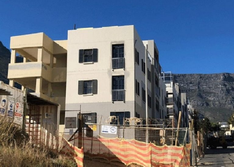 108 houses allocated to District Six claimants