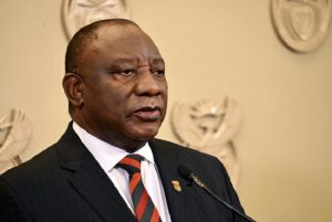Ramaphosa, NCCC to discuss move to higher lockdown level