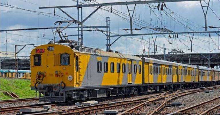 Metrorail suspends train services in Cape Town