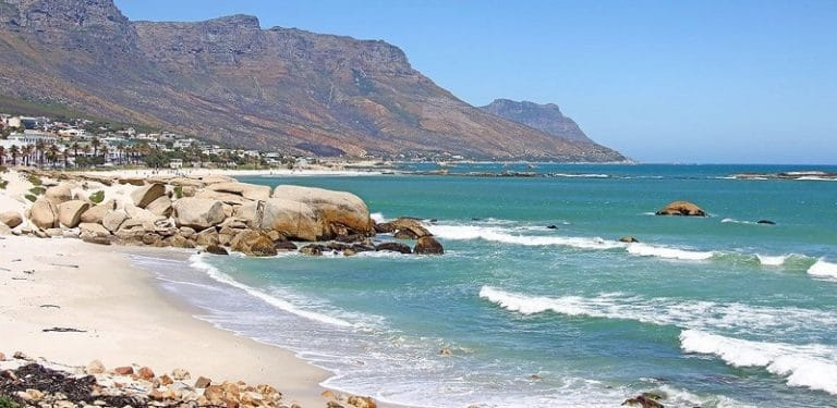 Camps Bay: Two beaches temporarily closed due to sewage overflow