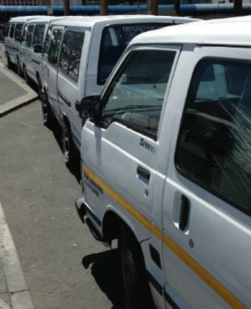 Taxi violence: Two passengers killed after armed suspects open fire at minibus taxi