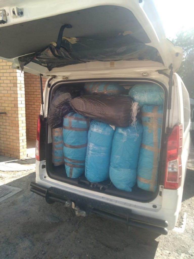 WC cops seize drugs worth R1,4 million after high-speed chase