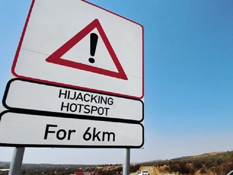 Hijackers take aim at City of Cape Town vehicles