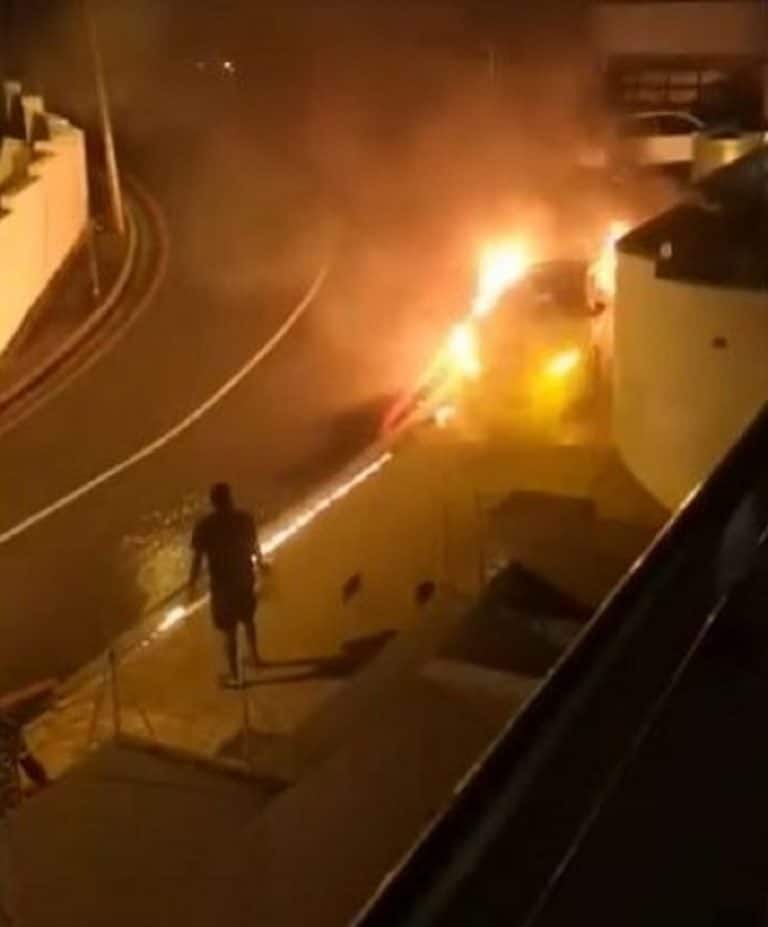 Video: Police investigating petrol bomb incident in Camps Bay