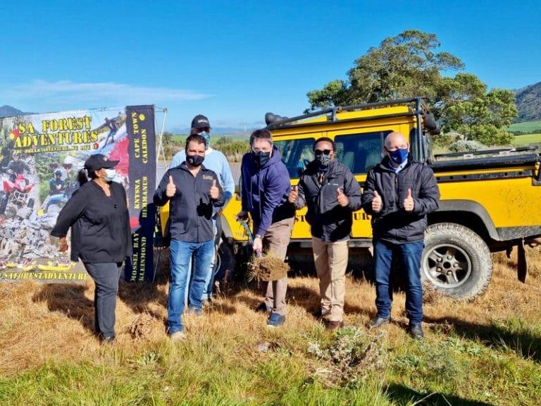 World's longest zipline to open in the Western Cape