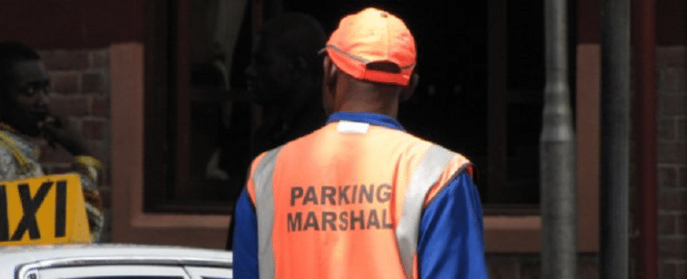 Parking marshals could return to Cape Town CBD by end of November