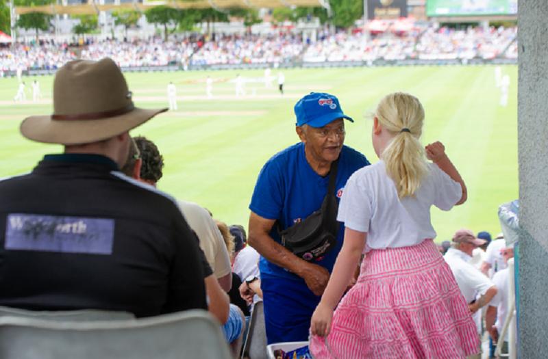 RIP Boeta Cassiem | WP Cricket pays tribute to Newlands' legendary ice-cream seller