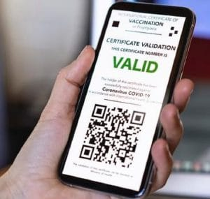 South Africa's COVID-19 digital vaccine certificate goes live this week