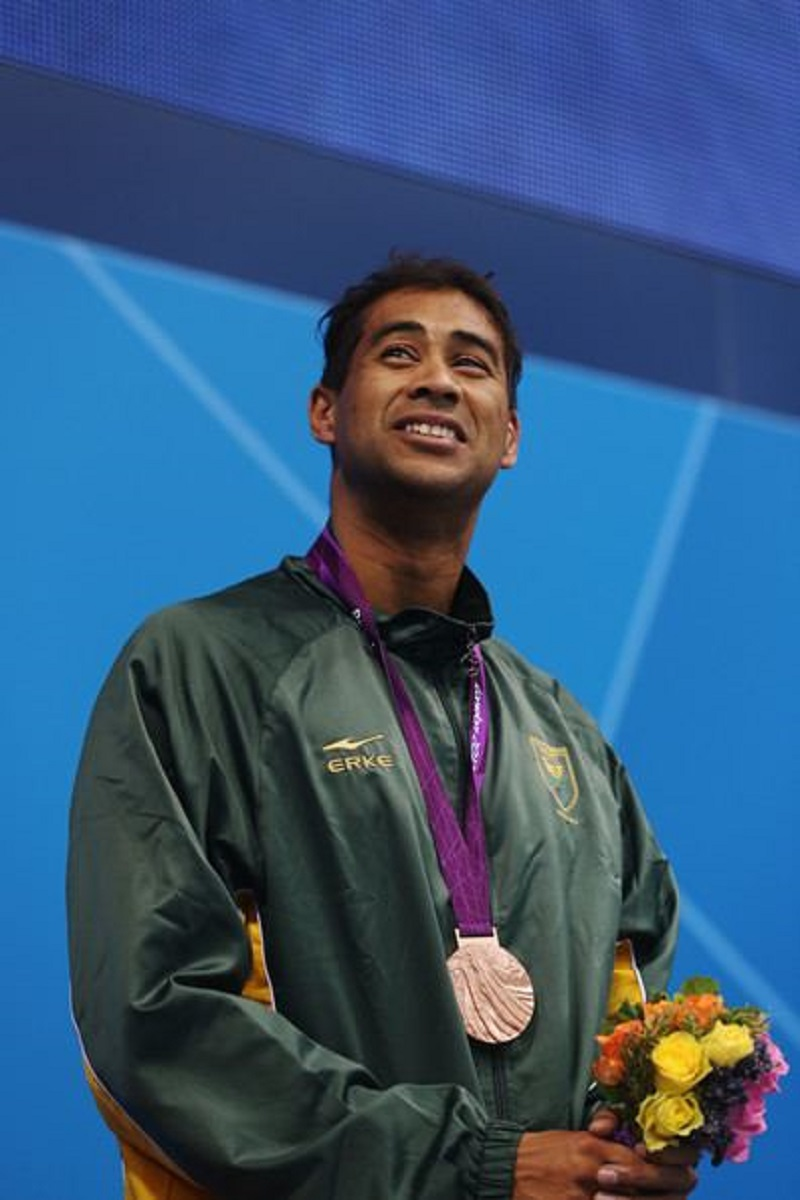 Former SA Paralympian Achmat 'Sharkboy' Hassiem in a coma after surgery