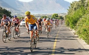 The 43rd Cape Town Cycle Tour takes place on Sunday.